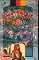 Обкладинка до Німецька мова (Басай) 10 клас