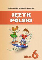 Обкладинка до підручника Польська мова (Іванова, Іванова-Хмєль) 6 клас